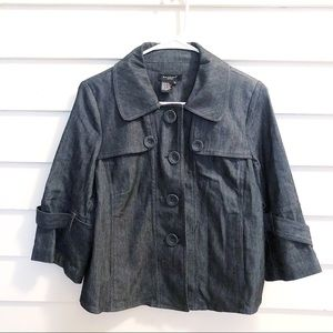 ♥️Sandro♥️- Sportswear Jacket Denim